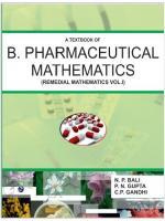A Textbook of Pharmaceutical Mathematics Vol-I