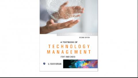 A Textbook of Technology Management