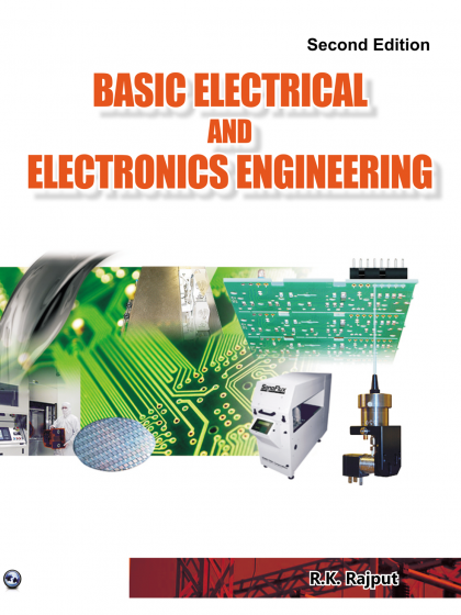 Basic Electrical And Electronics Engineering By R.K. Rajput