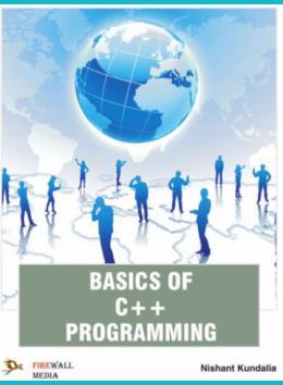 Basic of C++ Programming