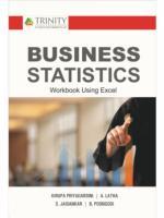Business Statistics Workbook Using Excel Kirupa Priyadarsini, A. Latha, S. Jaisankar, B. Poongodi Laxmi Publications