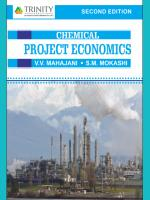 Chemical Project Economics