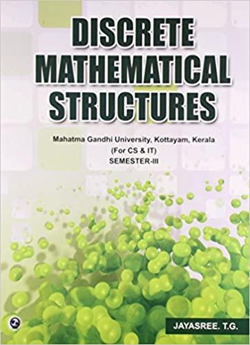 Discrete Mathematics Structure