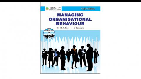 Managing Organisational Behaviour