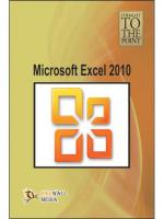 Straight to the point - microsoft excel