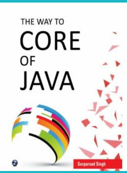 The Way to Core of Java