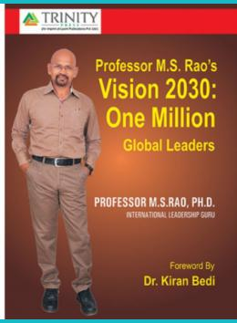 Vision 2030 : One Million Global Leaders